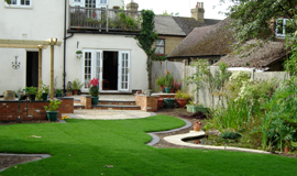 Residential Lawns & Turfing
